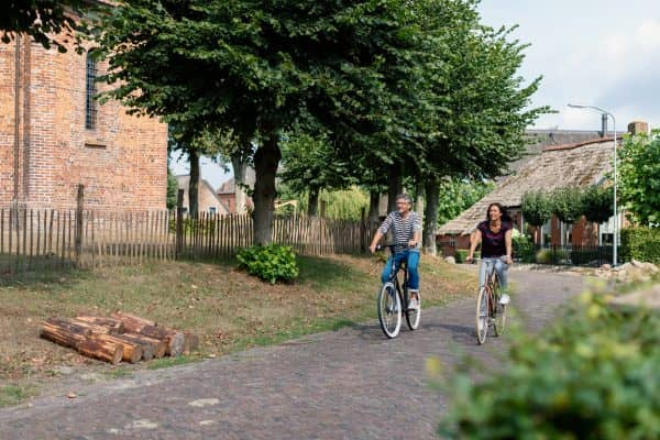 Fietsvakantie Noord-Drenthe