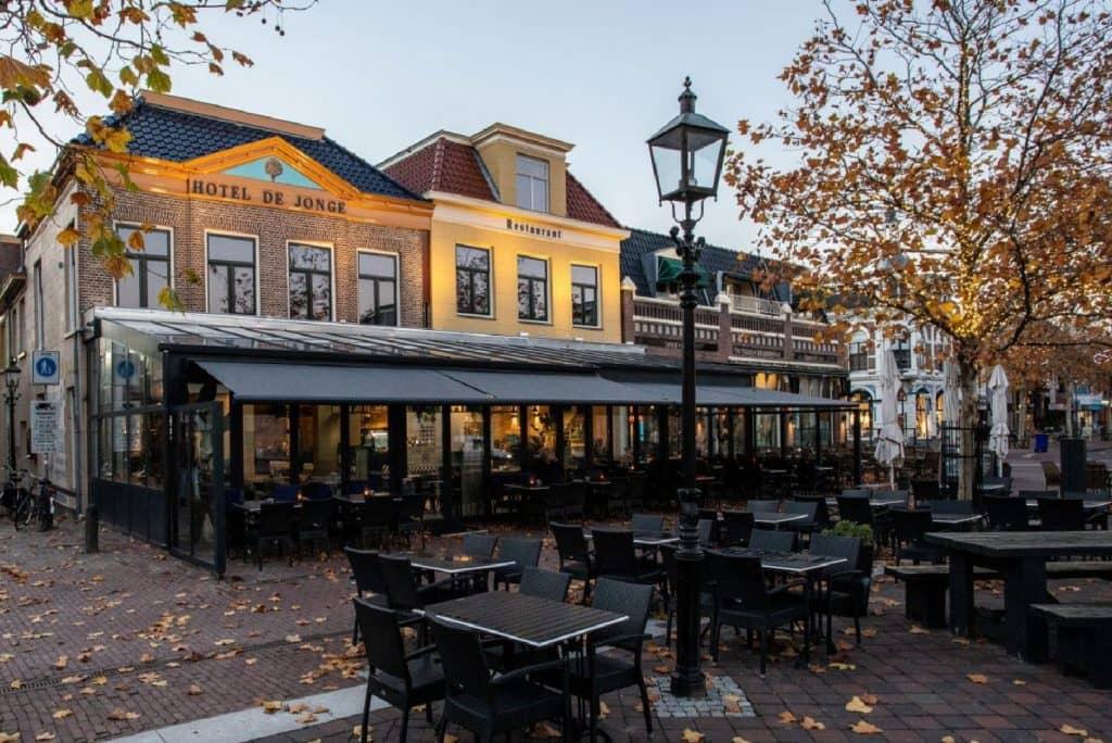 Hotel de Jonge Assen - Fietswandelvakantie.nl