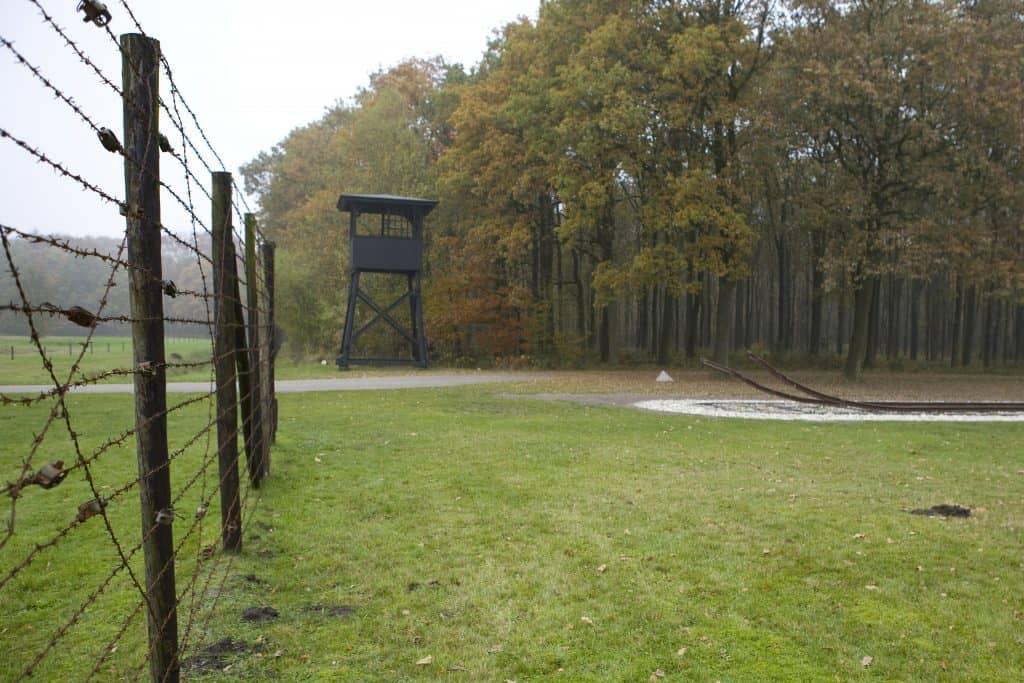 Voormalige kamp Westerbork