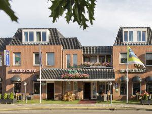 Hotel Talens Coevorden -Fietswandelvakantie.nl