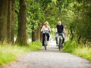 Lezersaanbieding Gazet van Antwerpen - 4 daags fietsvakantie door Drenthe