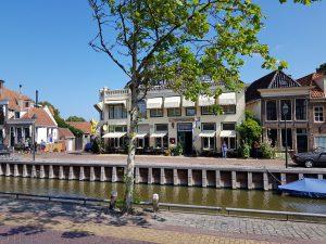 Hotel Restaurant `t Heerenlogement - fietsvakanties Harlingen