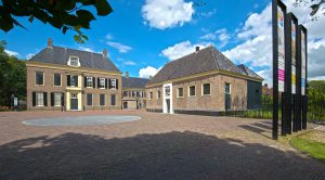 Hoofdentree Drents Museum © Meerdan Media