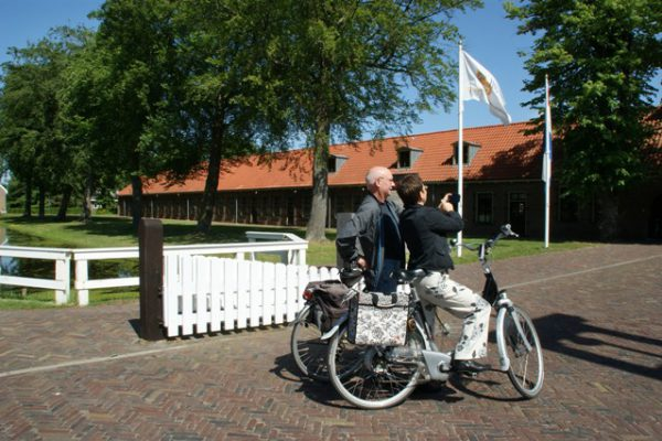 Het Gevangenismuseum Veenhuizen - Fietswandelvakantie.nl