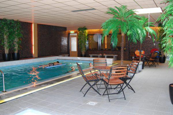 Zwembad Hotel Waddenweelde in Pieterburen