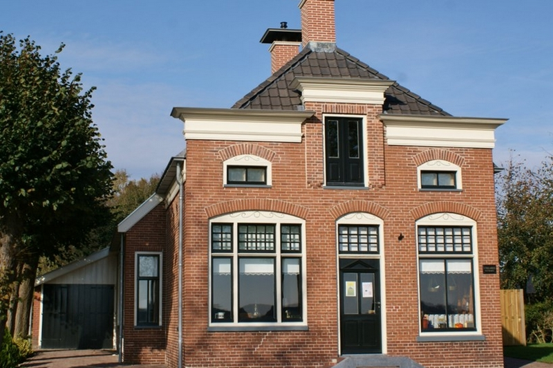 Vervenershuis Valthermond ©Fotografie Jan Ottens